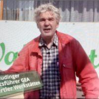 2020-30-03  Menschen mit Botschaft, Heini Staudinger von GEA