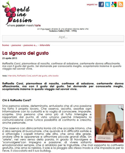 La signora del gusto - Persone - World Wine Passion 2014-08-28 12-16-42