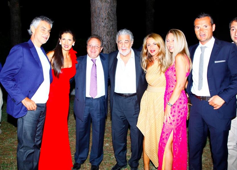 Salotti del Gusto celebra in grande stile Bocelli e il Made in Italy