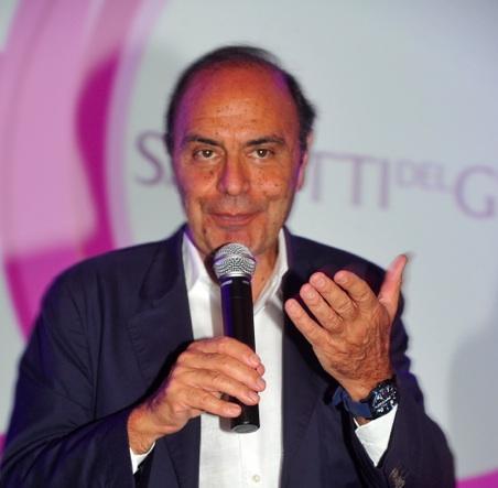 Salotti del Gusto a Capri emoziona Bruno Vespa