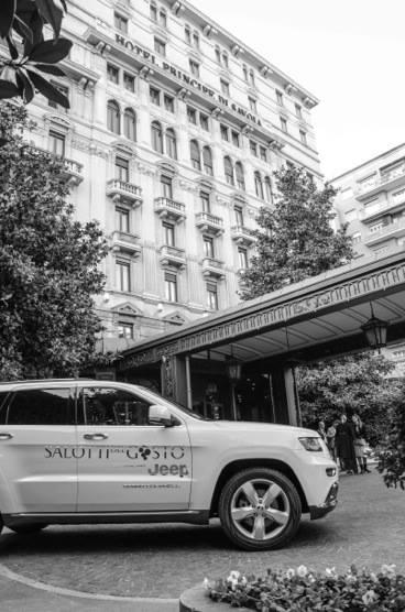 """""""Milano Preview 2015"""" Hotel Principe di Savoia"""