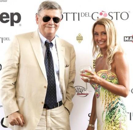 Raffaella Corsi e Stefano Berni
