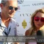 Intervista di Conde Nast live