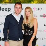 Edoardo Bessi e Raffaella Corsi di Salotti del Gusto