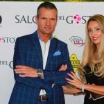 Raffaella Corsi e Alessandro Domanda di Salotti del Gusto