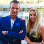 Alessandro Domanda e Raffaella Corsi di Salotti del Gusto