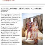 Raffaella Corsi regione dei salotti chic