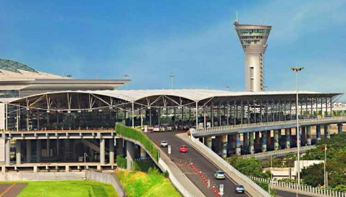 Rajiv-Gandhi-International-Airport-in-Hyderabad