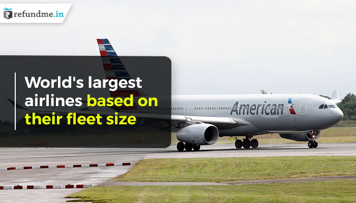World's largest airlines