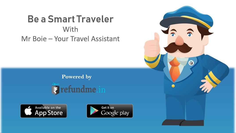 Mr Boie Travel Assistant