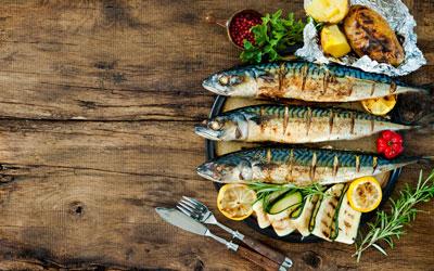 Was koche ich heute? - Fisch Rezepte