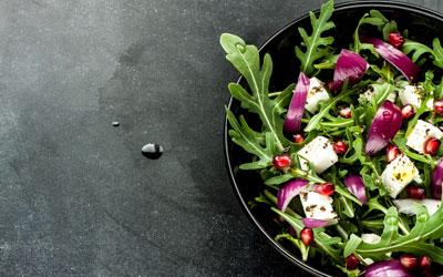 Was koche ich heute? - Salat Rezepte