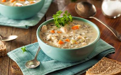 Was koche ich heute? - Suppen Rezepte