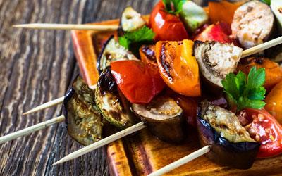 Was koche ich heute? - Vegetarische Rezepte