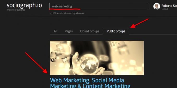 aumentare le visite al sito con i gruppi facebook