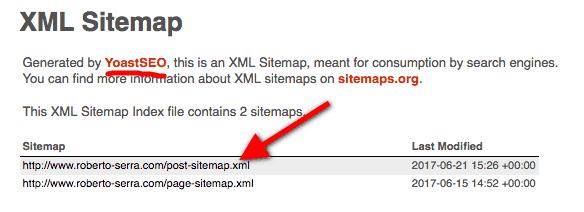 aumentare visite al sito sbirciando la sitemap