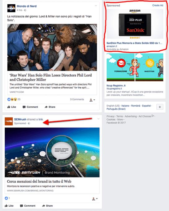 aumentare visite al sito remarketing facebook
