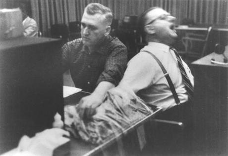 Stanley Milgram experiment