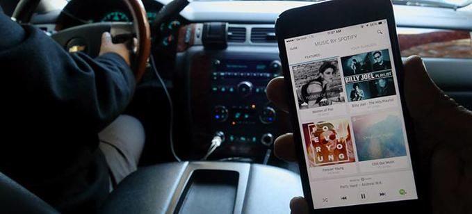 uber e la partnership con spotify