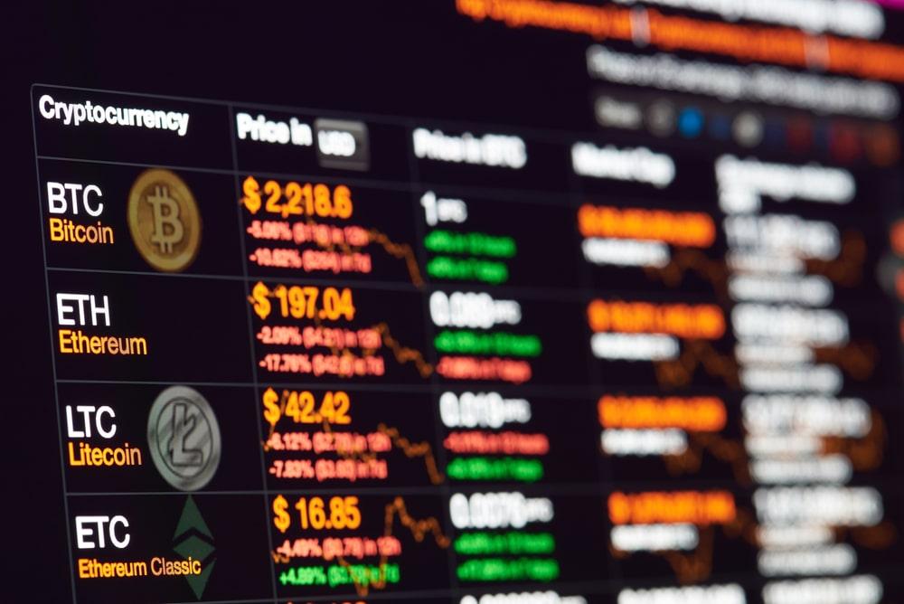 welche kryptowährungen steigen
