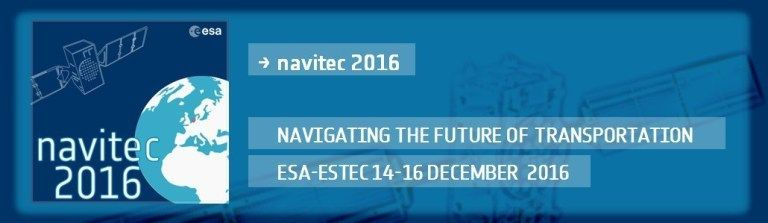 Rokubun was at ESA's Navitec 2016