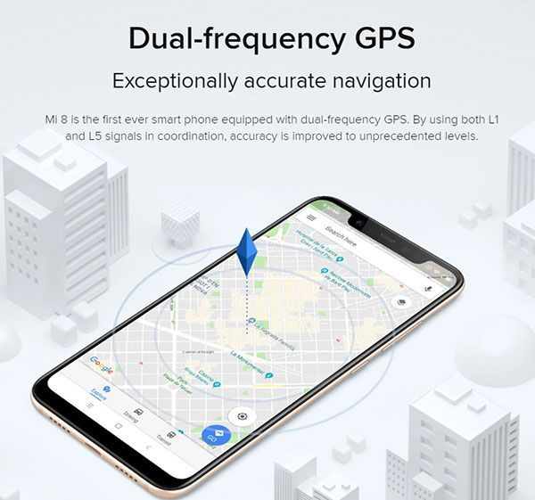 Dual-frequency GNSS observables from smarpthones: ionosphere and multipath