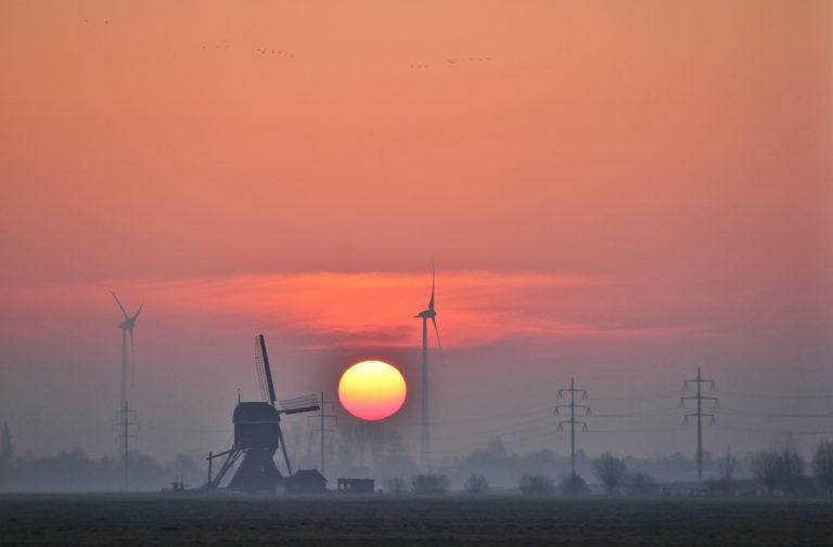 Nederland wordt steeds schoner…