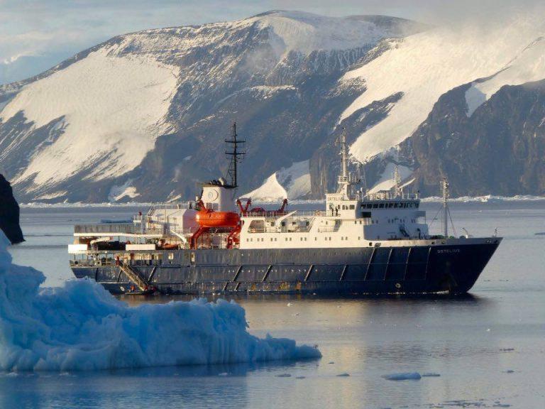 Zuidpoolblog deel 1: De Drake Passage