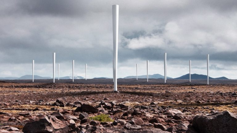 Vogelvriendelijke windmolens