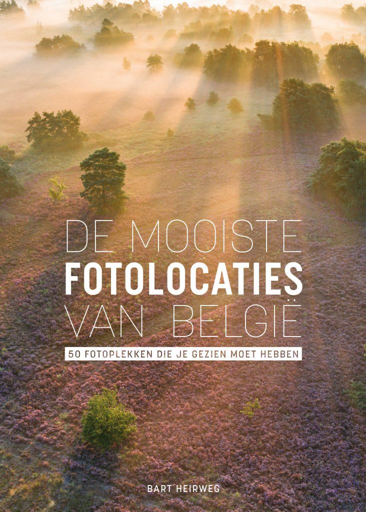 De mooiste fotolocaties van Belgie