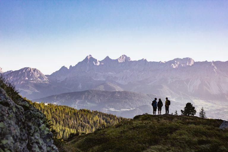 Herfstwandelen in de Oostenrijkse Alpen