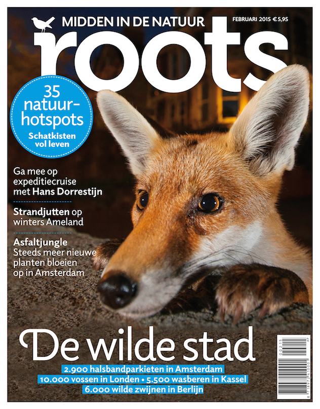 De Roots van februari is uit!