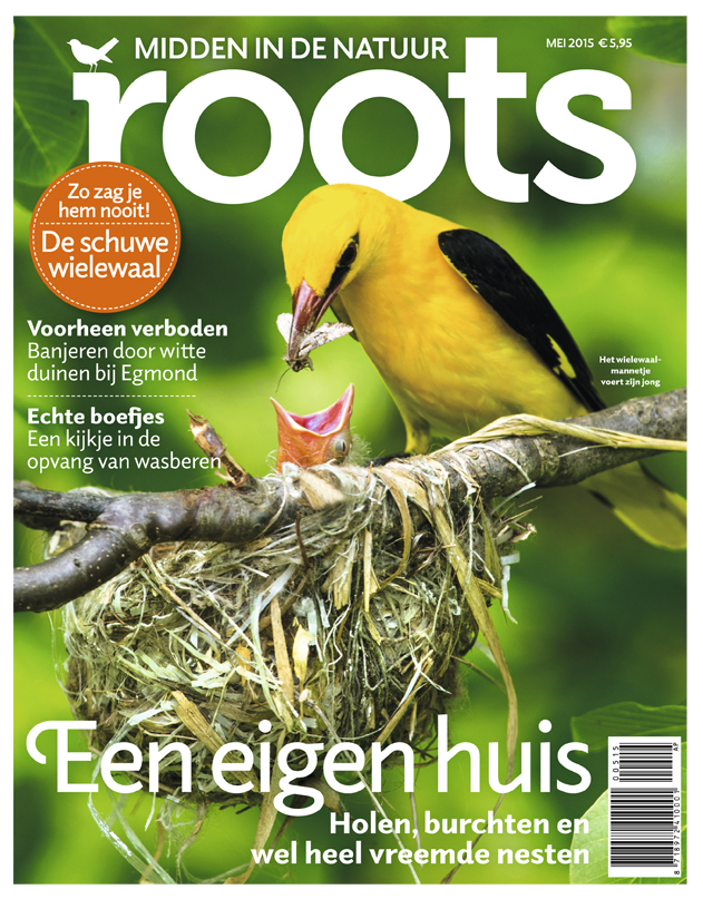 De Roots van mei is uit!