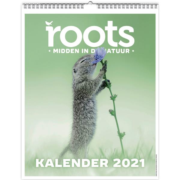 Roots Jaarkalender 2021 600x600
