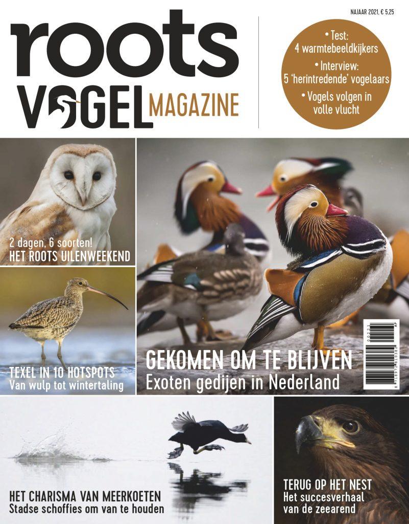 Roots Vogelmagazine 2 – Najaar 2021