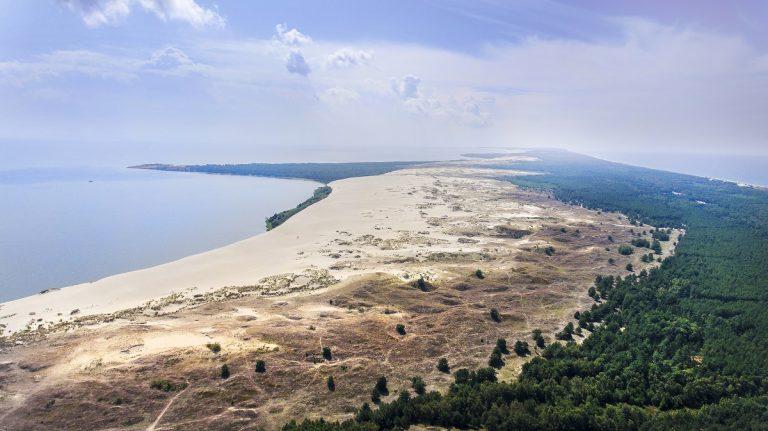 Puur natuur op Litouws schiereiland