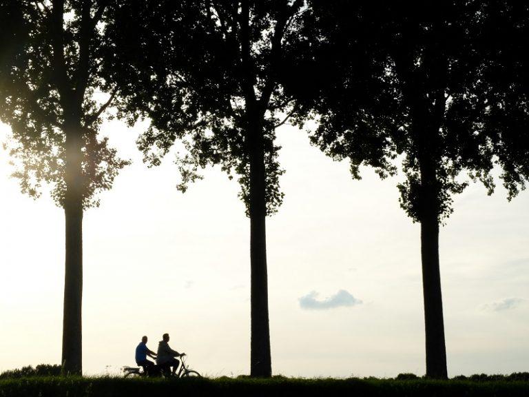 7 minivakanties: per fiets langs natuurkampeerterreinen in Nederland