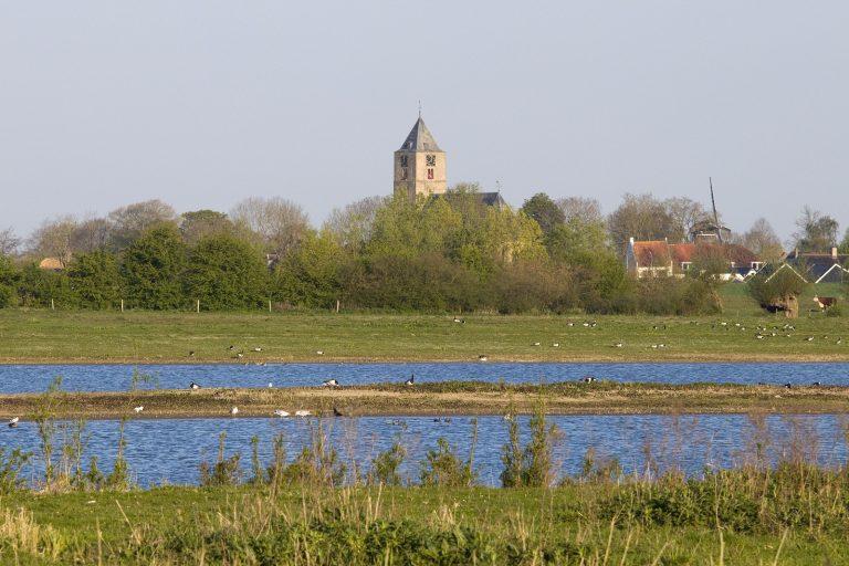 Natuurommetje Vreugderijkerwaard: waddensfeer langs de IJssel
