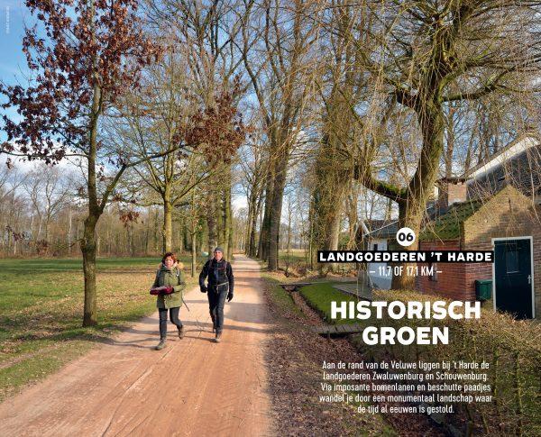 Roots wandelgids De mooiste landgoedwandelingen van Nederland