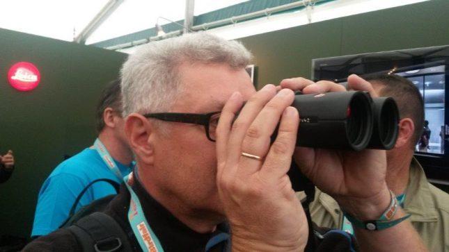 De nieuwe Leica Noctivid testen