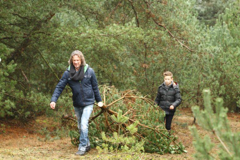 6 t/m 14 december – Help de natuur, zaag een kerstboom