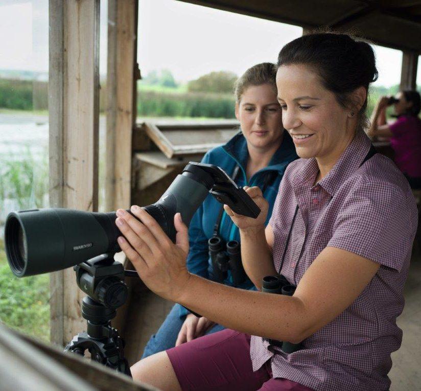 Digiscoping | Roots Vogelfestival