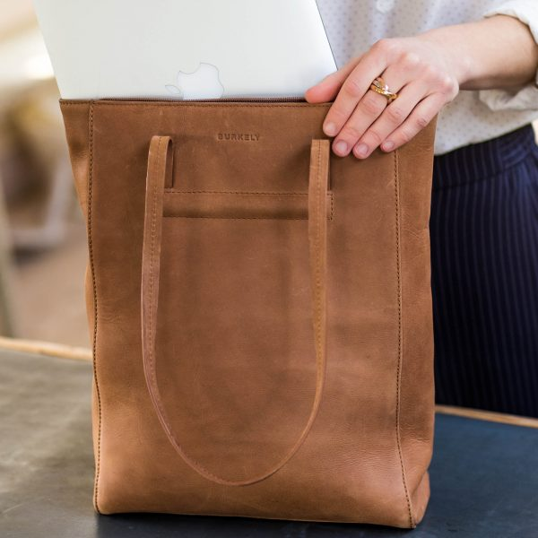 burkely tas met laptop