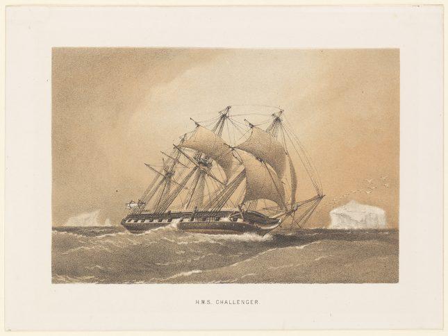 De HMS Challenger