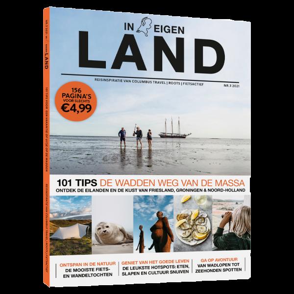 In Eigen Land - Wadden en Noord-Nederlandse kust