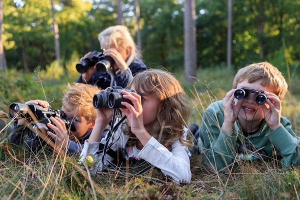Kom naar de Junior Natuur Expeditie