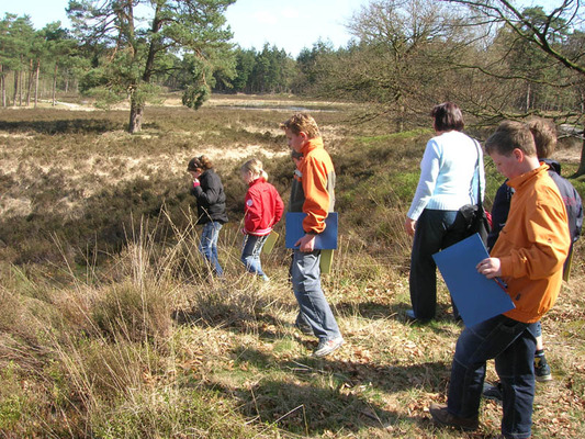 Junior Natuur Expeditie