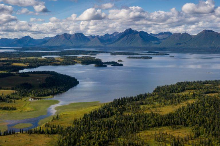 De Bristol Bay in Alaska is gered