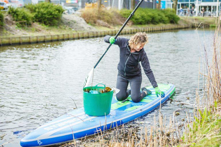 Natuurorganisaties zetten zich massaal in voor een zwerfafvalvrij Nederland