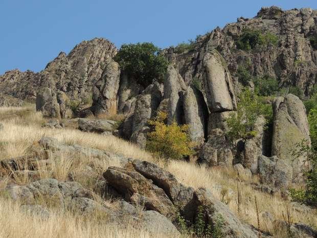 Natuurrijke Macin bergen